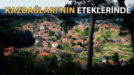 Bu köyde emlak ve konaklama fiyatları el yakıyor!