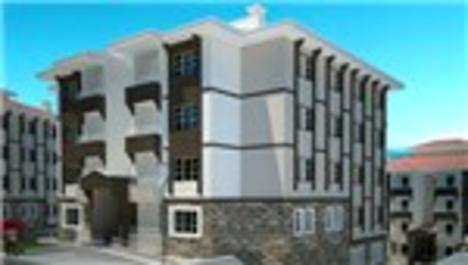 TOKİ'den Malatya Pütürge'ye 305 konut