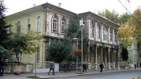 İstanbul Üniversitesi binası restore ediliyor