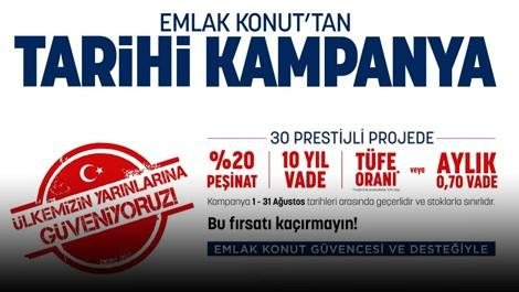 emlak konut kampanyası