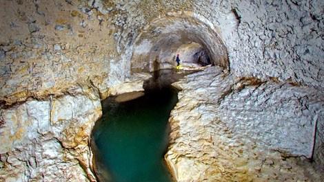 Karabük'te asırlık tüneller turizme kazandırılıyor