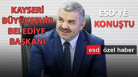 Kayseri'nin çehresini değiştirecek mega projeler geliyor!