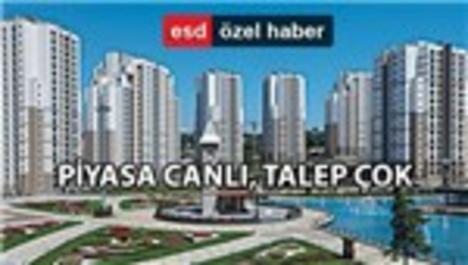 Halkalı'daki markalı konut projelerinde kiralar ne kadar?