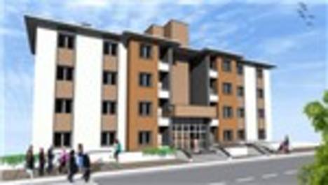 TOKİ Zonguldak'ta 766 konutun ihalesini yaptı