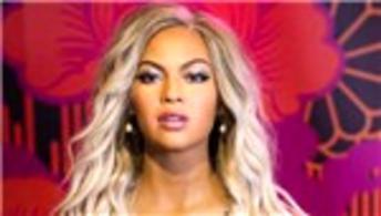 Beyonce'nin balmumu heykeli İstanbul'da sergilenecek