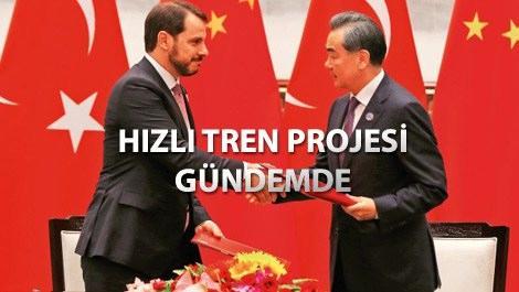 Çin ile Türkiye arasında milyar dolarlık işbirliği!