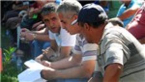TOKİ, Zonguldak'ta kuraları çekti