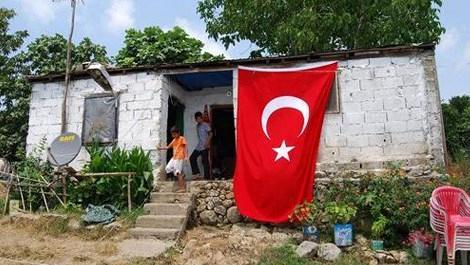 Tarsus'ta şehit ailelerine ücretsiz ev!