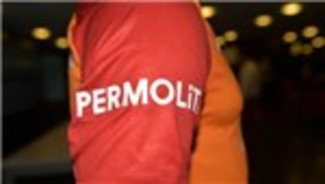 Galatasaray ve Permolit Boya sponsorluk için anlaştı