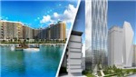 Blue Lake ve İstanbul Tower 205, Dubai'de tanıtıldı
