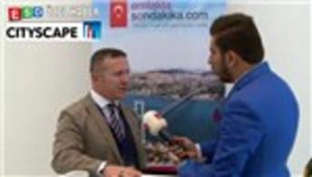 Alpay Çepni, Cityscape'te canlı yayınımıza katıldı!