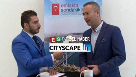 Bengi Hışır, Cityscape'te ESD canlı yayınına katıldı!