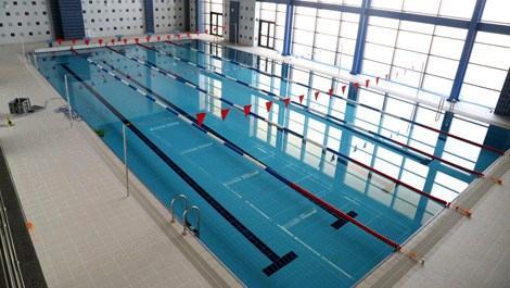 İBB'den İstanbul'a yeni spor kompleksi