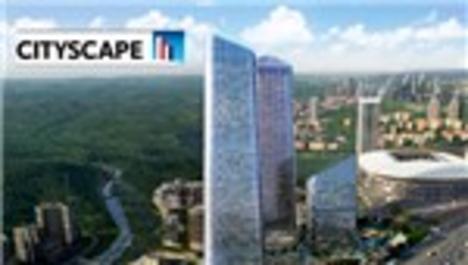Eroğlu, Cityscape Global'da projelerini yatırımcılarla buluşturdu