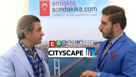 Ahmet Misbah Demircan, Dubai'de ESD'ye konuştu