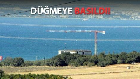 İşte İstanbul- Çanakkale-Balıkesir otoyol güzergahı!