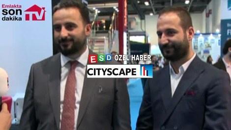 Murat Yağan: Seneye Cityscape'te 1. olmak istiyoruz
