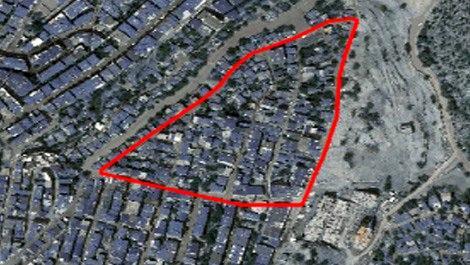 Sarıgöl Mahallesi'ndeki riskli alanların imar planı askıda!