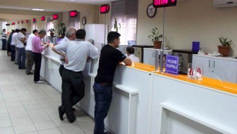 Vergi daireleri 16 Ekim'de tam gün çalışacak