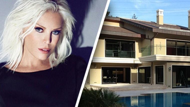 Ajda Pekkan süper lüks evini satışa çıkardı!