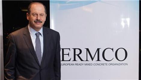 Yavuz Işık, Avrupa Hazır Beton Birliği'nin de başkanı oldu