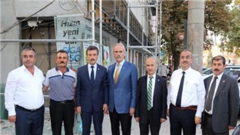 Bursa Yenişehir, yeni görünümüne kavuşacak!