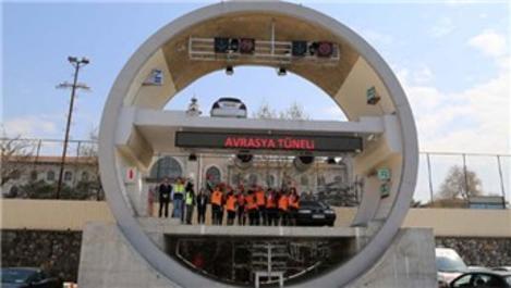 İşte Avrasya Tüneli'nin geçiş ücreti!