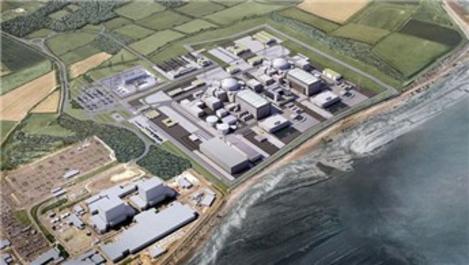 İngiltere, nükleer santral projesine onay verdi!