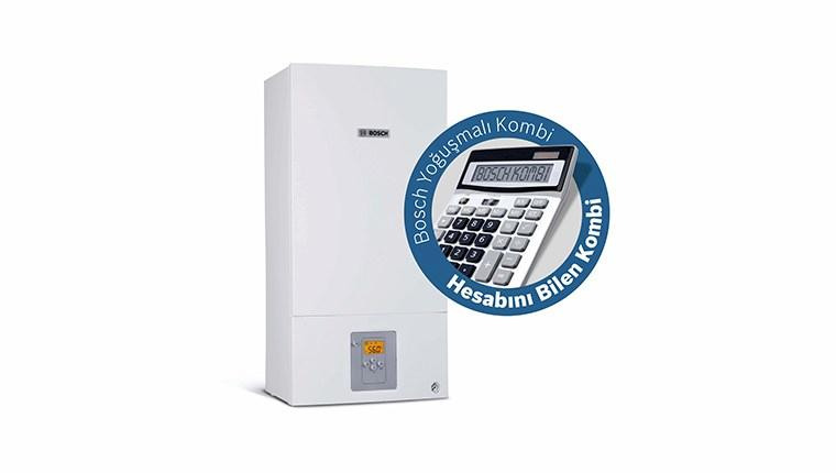 Bosch yoğuşmalı kombilerle enerjiden büyük tasarruf!