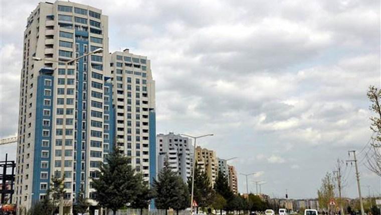 Diyarbakır'ın ikiz kuleleri traşlanıyor!