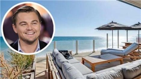 Leonardo Di Caprio, Malibu'daki villasını satışa çıkardı