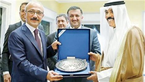 Bakan Lütfi Elvan'dan Kuveytlilere 'yatırım' mesajı!