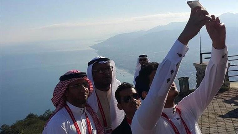 Arap turistler