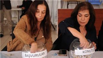 TOKİ, Zonguldak'ta 394 konut için kuraları çekti