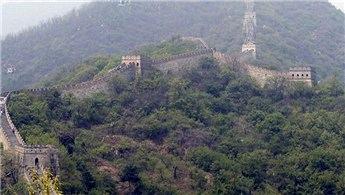 Çin Seddi'ndeki bakım çalışmaları büyük tepki topladı