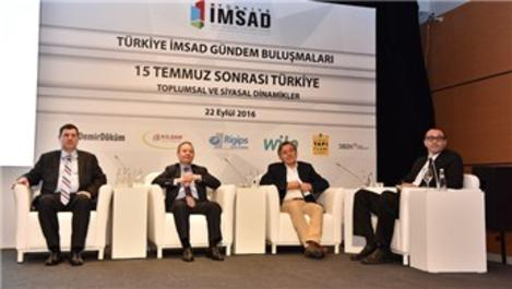 Türkiye İMSAD'dan ekonomiyi canlandıracak 5 öneri!
