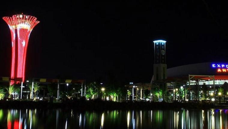 EXPO 2016 Antalya'nın ziyaretçi sayısı 3 milyonu geçti