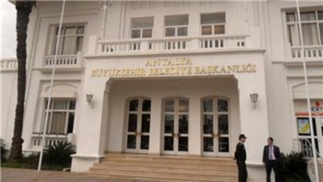 Antalya Büyükşehir Belediyesi'nden satılık 20 gayrimenkul!