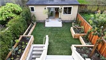 Bahçenizi baştan dizayn edin!