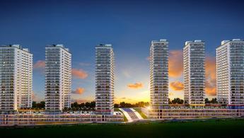 Mina Towers Fikirtepe görücüye çıktı!
