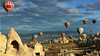 Ankara, balon turizminin 3. merkezi oluyor
