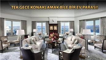 Dünyanın en pahalı kral daireleri: İstanbul da listede!