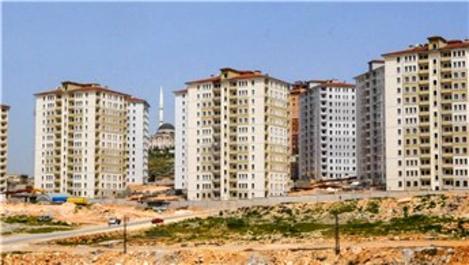 TOKİ'den Gaziantep Şahinbey Mavikent'e 643 yeni ev!