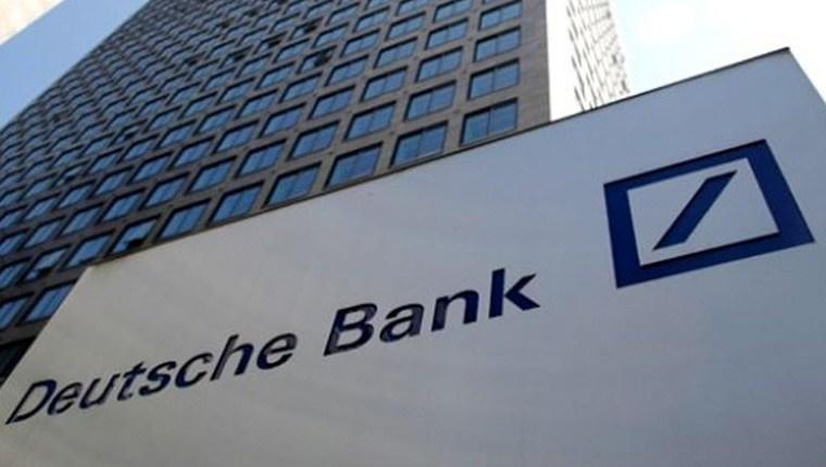 Deutsche Bank'tan tarihi düşüş
