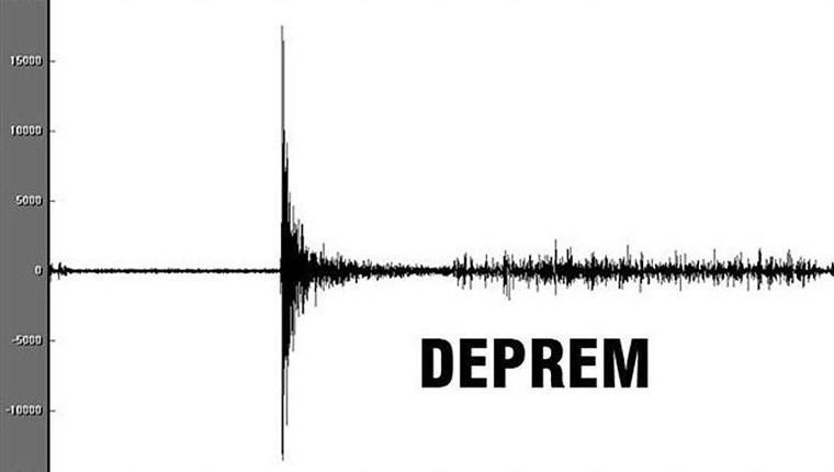 Muğla'da 5,2 büyüklüğünde deprem