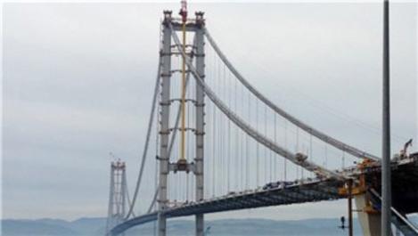 Osmangazi Köprüsü'nün inşaatında BASF ürünleri kullanıldı