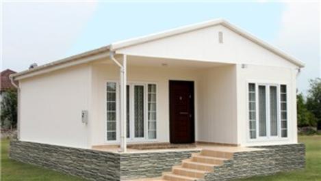 Ucuz ve dayanıklı evler