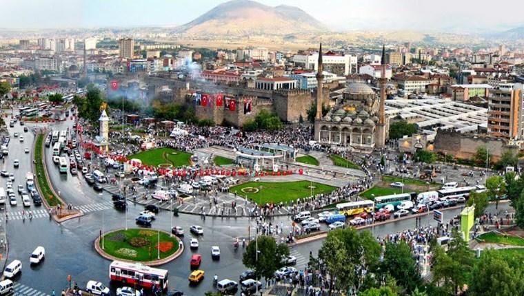 Kayseri'de konut ve ticari imarlı arsalar satışta!