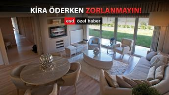 Anadolu Yakası'nda 2+1'i ucuz kiralık 10 konut projesi!
