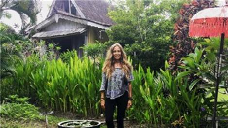 Bennu Gerede, Bali Adası'na yerleşti